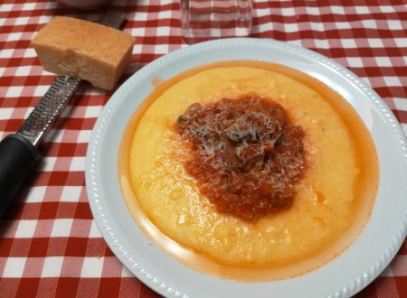 Polenta con kenwood cooking chef