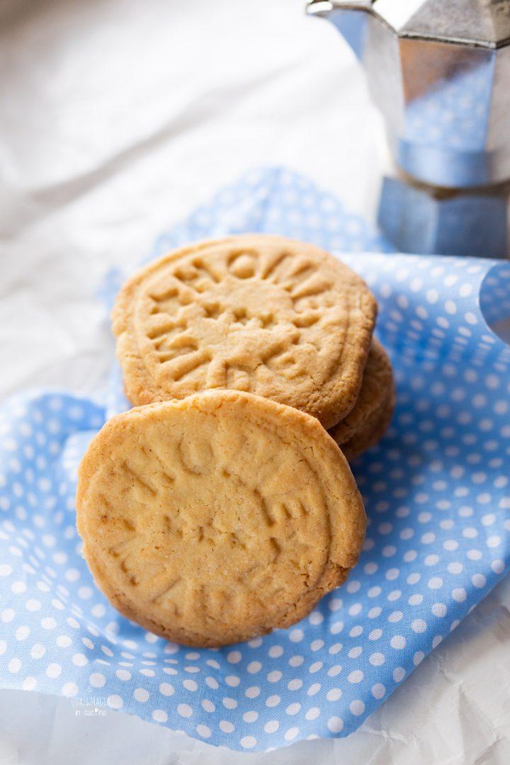 ricetta biscotti burro arachidi