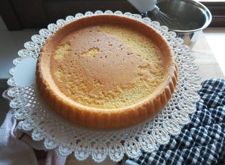 Crostata morbida dolce con stampo furbo