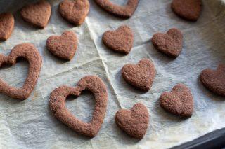 biscotti cioccolato cacao e arancia