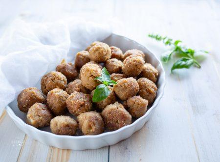 Polpette di lenticchie con carne