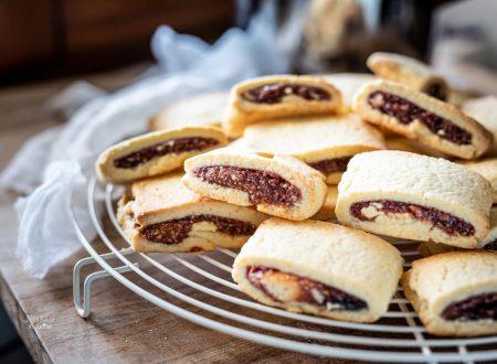 Biscotti fichi e noci, biscotti settembrini