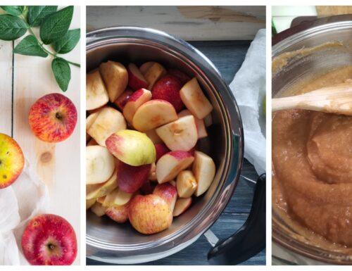 burro di mele fatto in casa: come si fa' e come si usa!