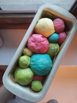 plumcake colorato