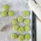 biscotti salati agli spinaci