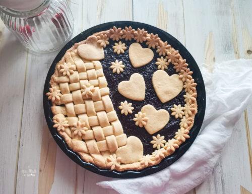 PASTA frolla al latte SENZA BURRO – per crostate e biscotti