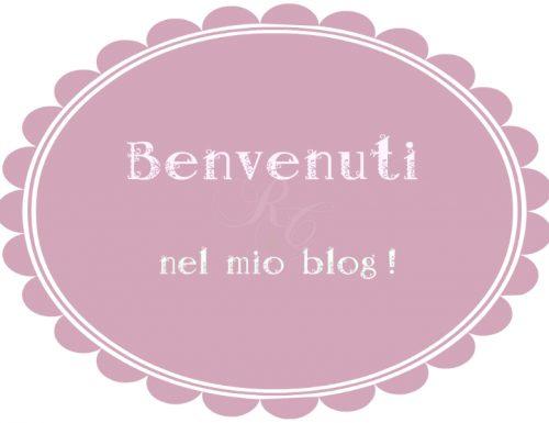 Benvenuti nel mio blog!
