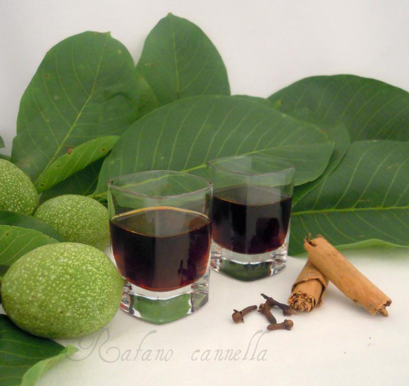 Nocino | ricetta - liquore fatto in casa