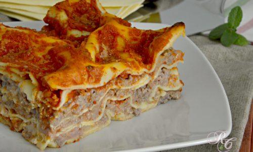 Le mie lasagne