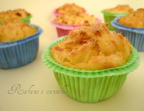 Muffins di patate