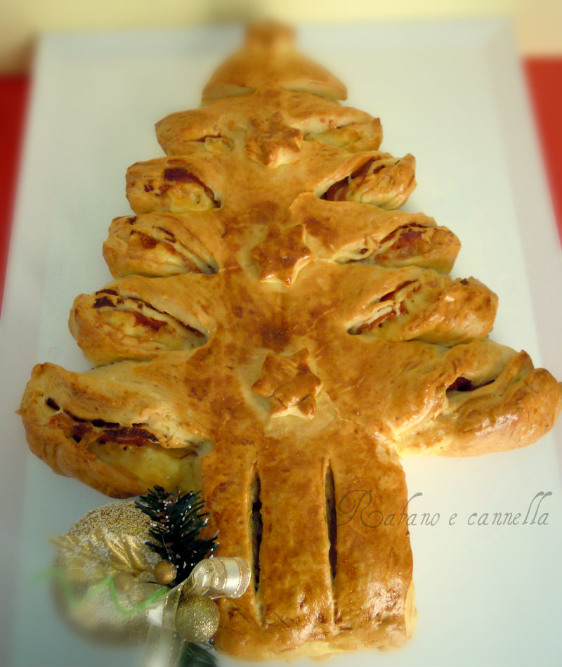 Albero di pan brioche