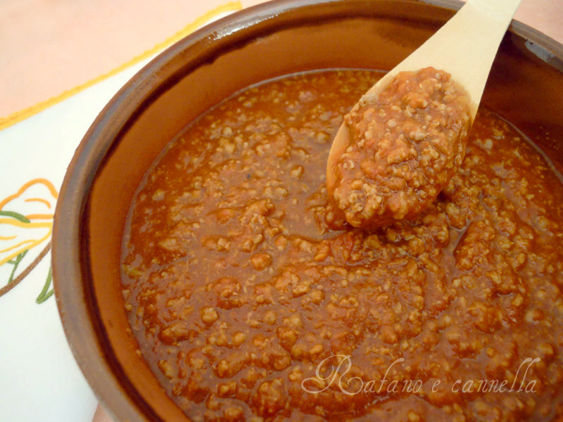 Ragu Alla Bolognese Recipes — Dishmaps