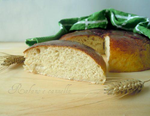 Pan brioche da farcire
