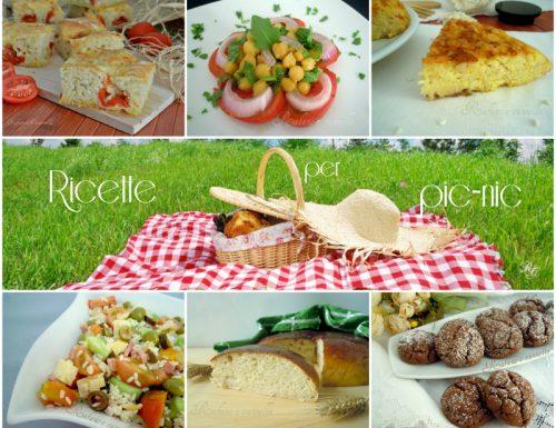 Ricette per pic nic – PDF scaricabile