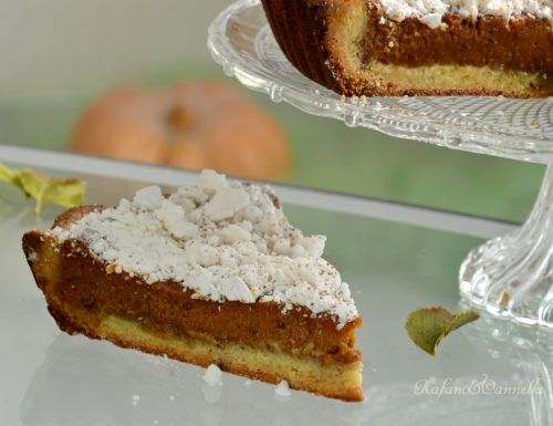 Pumpkin pie (torta di zucca)