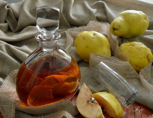 Liquore di mele cotogne