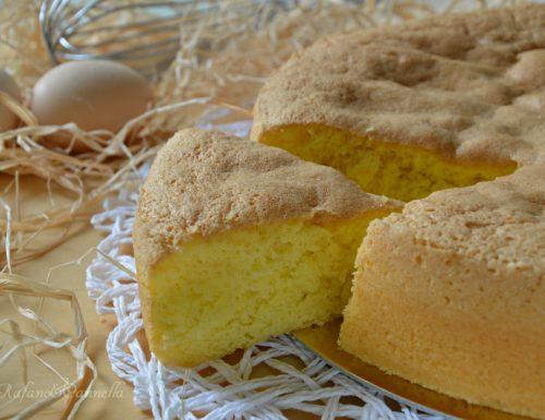 Pan di Spagna di Massari