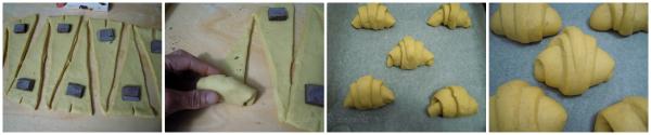 collage cornetti brioche