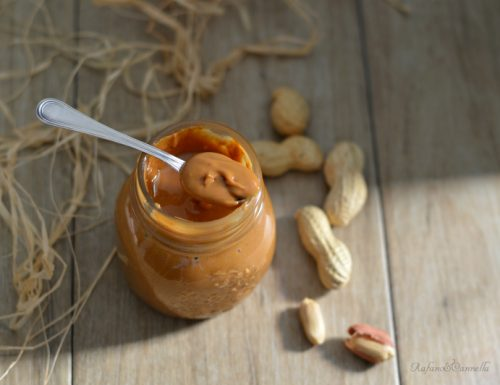 Burro di arachidi – come farlo in casa