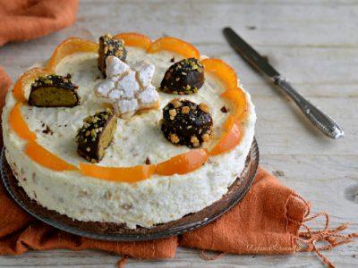 cheesecake ai tre sapori