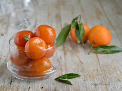 mandarini interi canditi