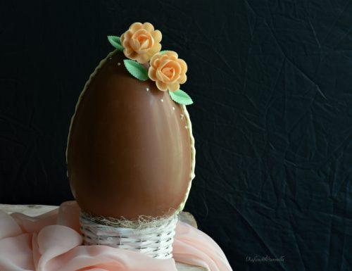 Come realizzare un uovo di cioccolato
