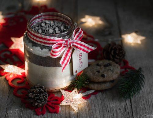 Biscotti in barattolo – idea regalo natalizia