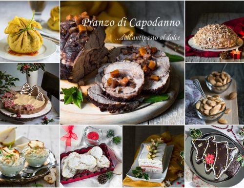 Pranzo di Capodanno dall'antipasto al dolce