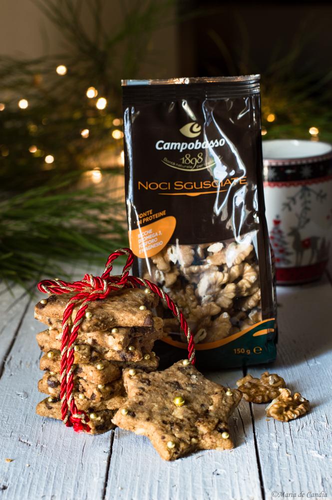 biscotti natalizi biscotti e zenzero