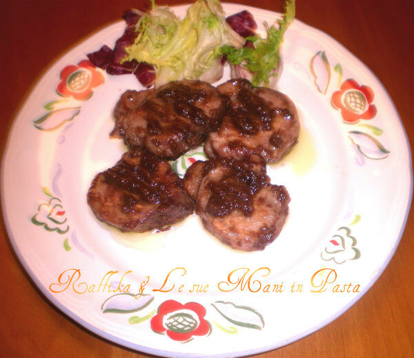 Filetti di maiale al Negroamaro,ricetta semplice