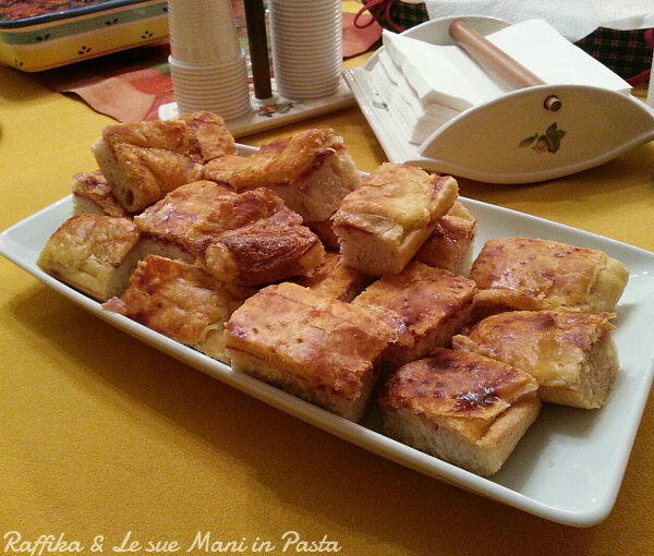 Parigina speck e scamorza affumicata,ricetta salata