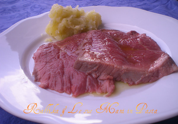 Roast-beef rivisitato