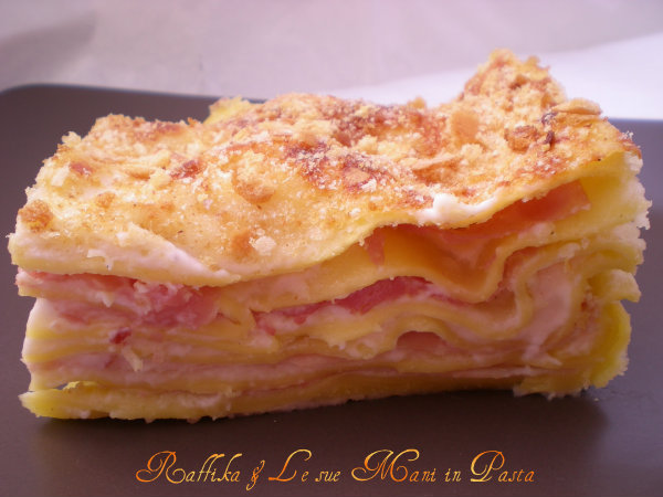 Lasagne delicate