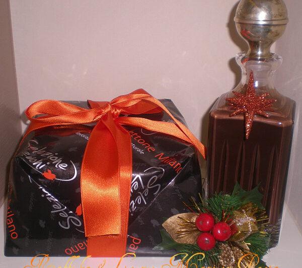 Liquore al cioccolato,ricetta cioccolatosa