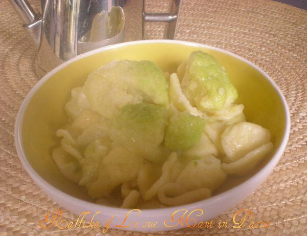 Orecchiette con il cavolfiore,ricetta tradizionale