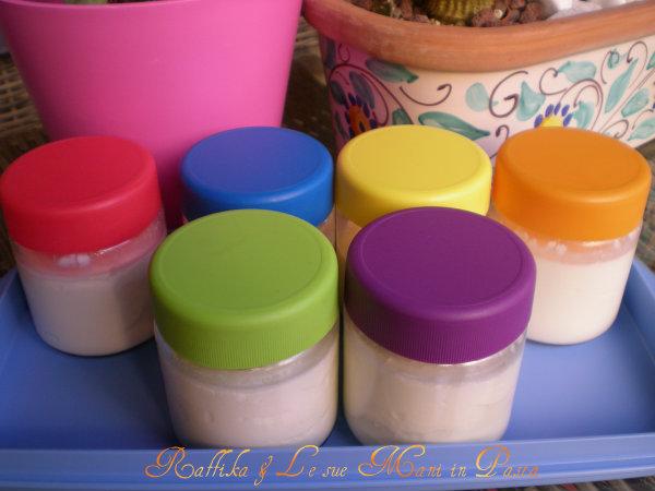 Yogurt naturale (tutti)