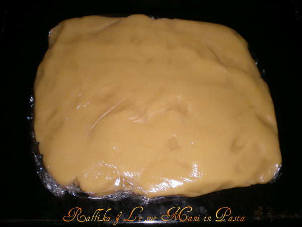 Pasta frolla per KitchenAid (panetto rettangolare)