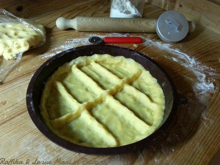 Crostata alla marmellata multigusto (griglia)