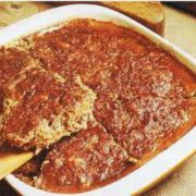 Pasticcio di carne,ricetta al forno
