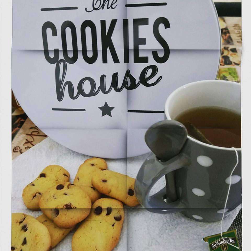 Biscotti tipo Gocciole al cioccolato