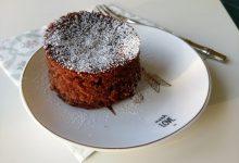 Torta soffice yogurt e cacao