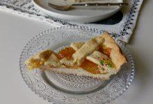Crostata al farro e arance amare