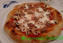 Pizza con lievito madre in polvere