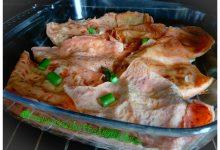 Crespelle alla barbabietola con asparagi e mozzarella