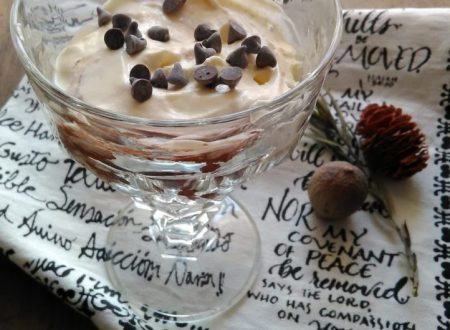 Crema di mascarpone con cacao amaro