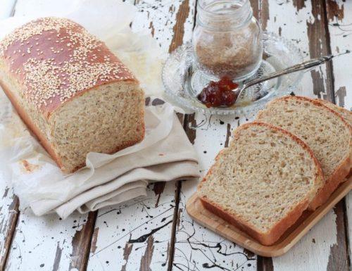 Pan brioche ai grani antichi