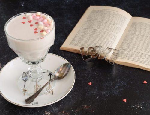Crema allo yogurt e mascarpone