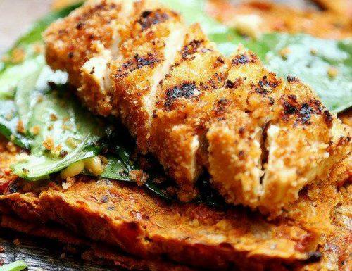 Cotoletta di Tofu