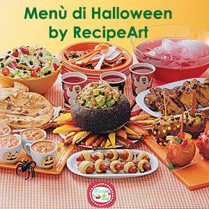 Menù di Halloween – Halloween una paurosa festa da ricordare!