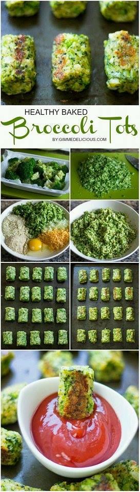 crocchette di broccoli procedimento step by step recipeart